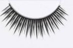 OOH LA LASH NATURAL STRIP LASH 312-BLACK