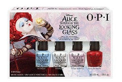 OPI Alice Through The Looking Glass Mini Collection 4 Piece