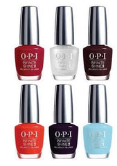 OPI Breakfast At Tiffany's Infinite Shine Collection