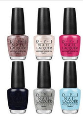 OPI Breakfast At Tiffanys Nail Polish Collection Image Beauty