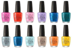 OPI Fiji Collection Nail Polish Spring 2017