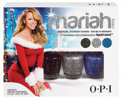 OPI MARIAH CAREY MINI TRIO #2-MARIAH CAREY 2013