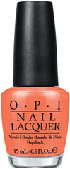 OPI Nail Polish A66 Where Did Suzi`s Man-go?-Brazil Collection