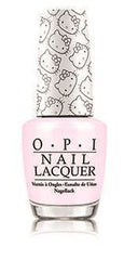 OPI Nail Polish H82 Lets Be Friends-Hello Kitty Collection