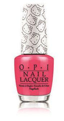 OPI Nail Polish H85 Spoken from the Heart-Hello Kitty Collection