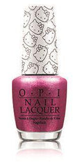 OPI Nail Polish H86 Starry-Eyed for Dear Daniel-Hello Kitty Collection