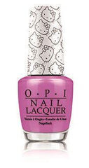 OPI Nail Polish H87 Super Cute In Pink-Hello Kitty Collection