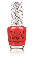 OPI Nail Polish H89 Apples Tail-Hello Kitty Collection