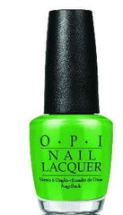 OPI Nail Polish N34 You are So Outta Lime!-Neons 2014