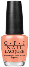 OPI Nail Polish R68 Im Getting A Tan-Gerine-Retro Summer Collection