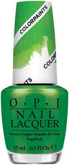 OPI P27 Landscape Artist-Color Paints Collection