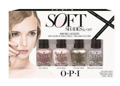 OPI S26 Soft Shades Mini Pack