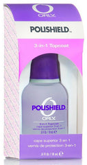 ORLY POLISHIELD ALL IN ONE TOPCOAT .6 oz.
