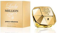 PACO RABANNE LADY MILLION EAU DE PARFUM SPRAY 2.7 OZ
