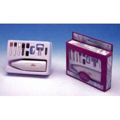 PEBCO JET SET MANICURE/PEDICURE SET PB0110