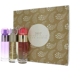 Perry Ellis 360 Women's Trio Gift Set