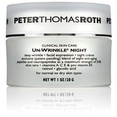 PETER THOMAS ROTH UN-WRINKLE NIGHT 1 OZ 320
