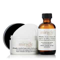Philosophy Miracle Worker Miraculous Anti-Aging Retinoid Pads 60 Ct
