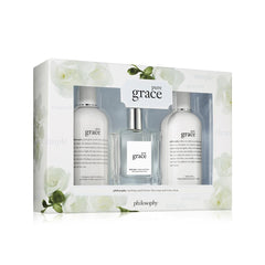 Philosophy Pure Grace Mother`s Day Gift Set 3 pc