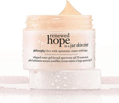 Philosophy Renewed Hope In A Jar Skin Tint SPF20 1 Oz