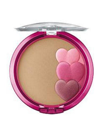 PHYSICIANS FORMULA HAPPY BOOSTER GLOW AND MOOD BOOSTING BRONZER AND BLUSH BRONZE/NATURAL