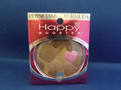 PHYSICIANS FORMULA HAPPY BOOSTER HAPPY GLOW MULTI-COLORED FACE BRONZER 7321