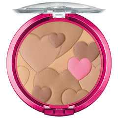 PHYSICIANS FORMULA HAPPY BOOSTER HAPPY GLOW MULTI-COLORED FACE BRONZER LIGHT BRONZER 7320