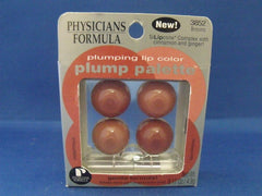 PHYSICIANS FORMULA PLUMP PALETTE-BROWNS 3852