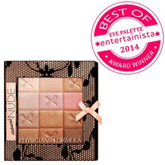 Physicians Formula Shimmer Strips All-in-1 Custom Nude Palette for Face and Eyes- Natural Nude