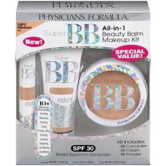 Physicians Formula Super BB All-In-1 BB Kit