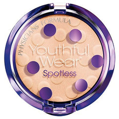 PHYSICIANS FORMULA YOUTHFUL WEAR SPOTLESS POWDER TRANSLUCENT