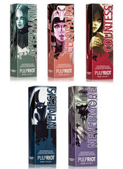 Pulp Riot Hair Color Raven Collection 4 Oz