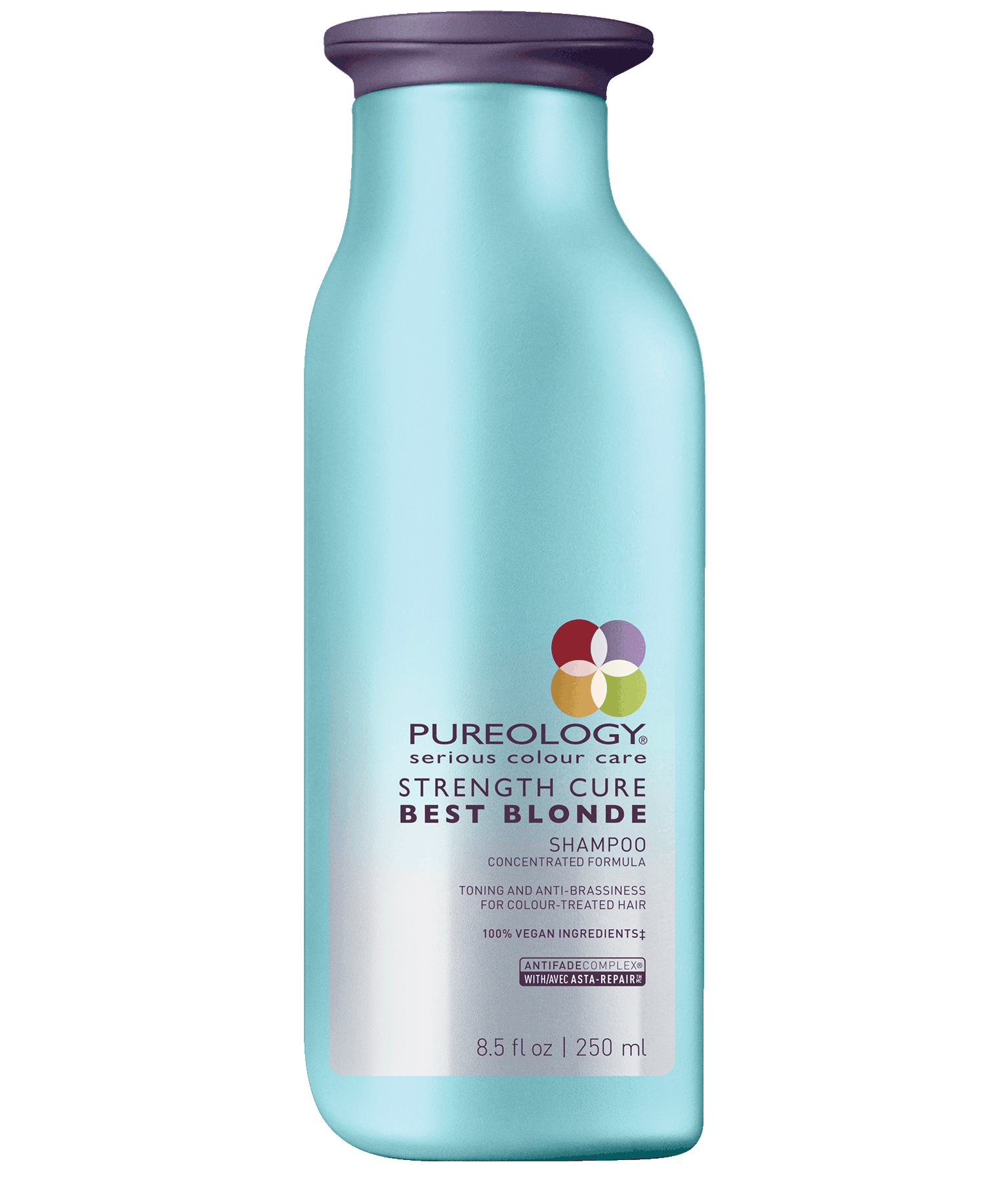 Pureology Strength Cure Best Blonde Shampoo Image Beauty