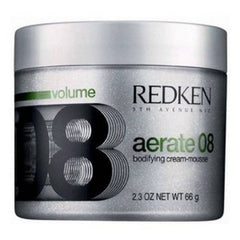 REDKEN AERATE BODIFYING CREAM MOUSSE 2.3 OZ