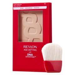 REVLON AGE DEFYING WITH DNA ADVANTAGE POWDER LIGHT MEDIUM