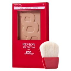 REVLON AGE DEFYING WITH DNA ADVANTAGE POWDER MEDIUM DEEP