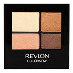 REVLON COLORSTAY 16 HOUR EYE SHADOW QUAD LUSCIOUS