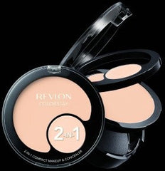 Revlon Colorstay 2-In-1 Makeup and Concealer Ivory