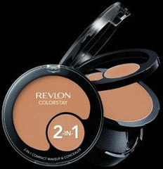 Revlon Colorstay 2-In-1 Makeup and Concealer Toast