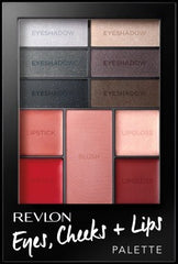 Revlon Eyes Cheeks and Lips Seductive Smoke