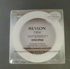 REVLON NEW COMPLEXION ONE-STEP COMPACT MAKEUP NATURAL BEIGE 3327-04