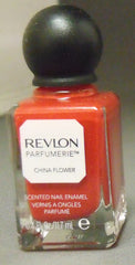 REVLON SCENTED NAIL POLISH CHINA FLOWER 4901-08