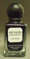 REVLON SCENTED NAIL POLISH WILD VIOLETS 4901-06