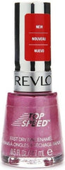 REVLON TOP SPEED NAIL POLISH ORCHID