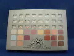 RICH ON BR 48 EYESHADOW 6 BLUSH SHADE COSMETIC KIT