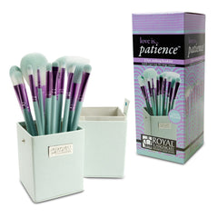 Royal Brush Love Is Patience 12 Piece Brush Set