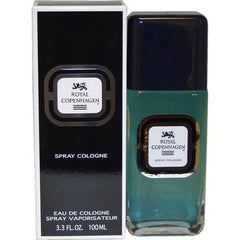 ROYAL COPENHAGEN MEN`S COLOGNE SPRAY 3.3 OZ ROY3380