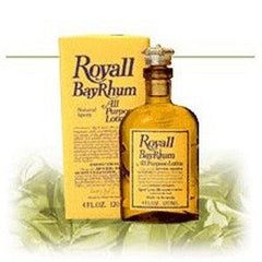 ROYALL BAY RHUM NATURAL MEN`S SPRAY 4 OZ 0315