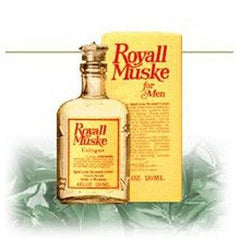 ROYALL MUSKE NATURAL MEN`S SPRAY 4 OZ 0415