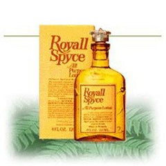 ROYALL SPYCE NATURAL MEN`S SPRAY 4 OZ 0215